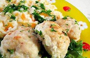 Готовим блюда из рыбы для детей