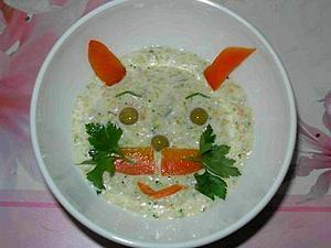 Супы для детей от 9 месяцев