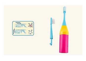 Музыкальные зубные щетки для первых зубов младенцев