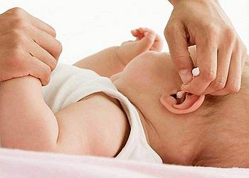 Как стричь ногти новорожденному