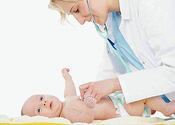 Новорожденный часто икает