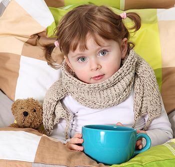 Лучшие средства от кашля для детей