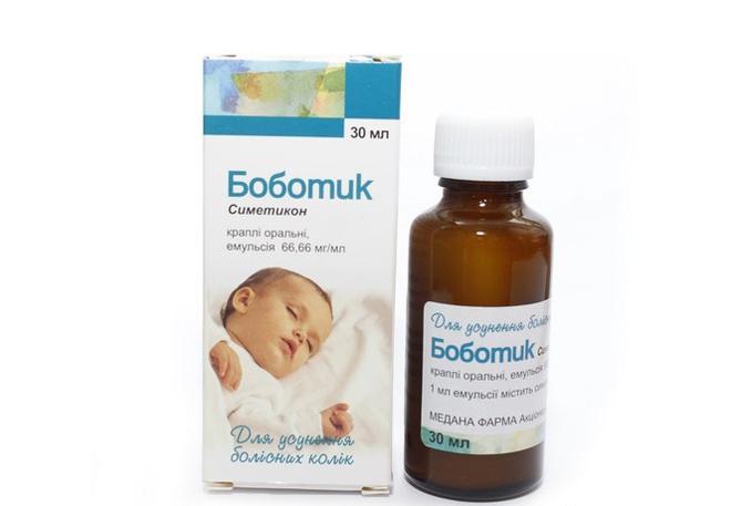 средство от коликов у новорожденных