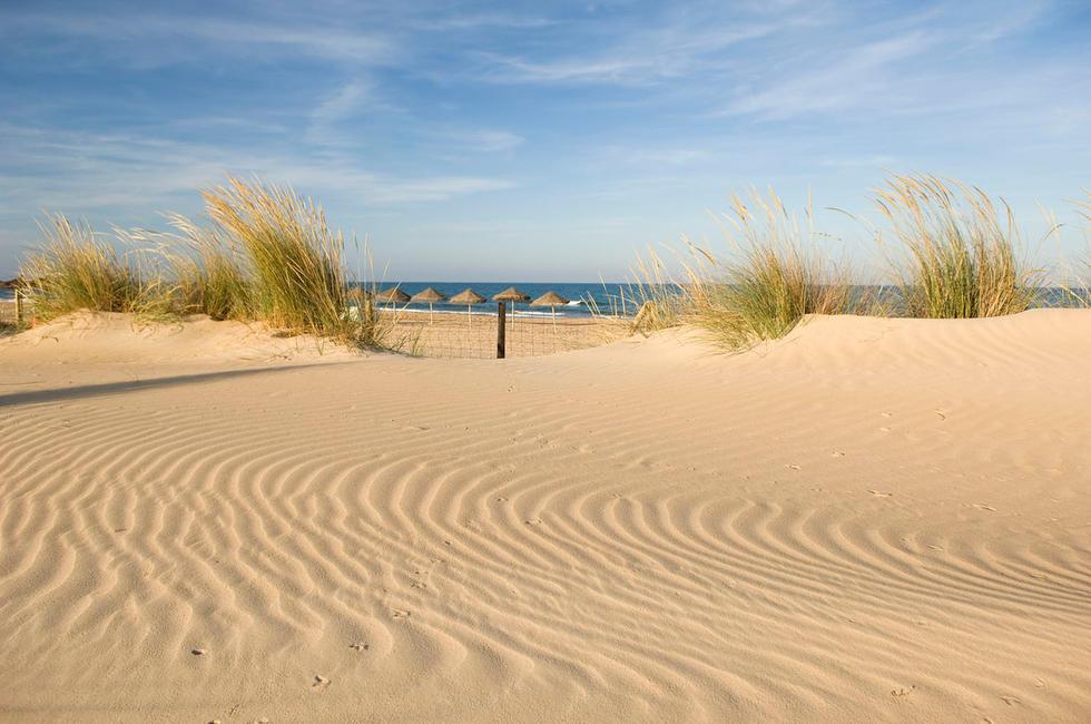 пляжи малаги Playas de Guardamar