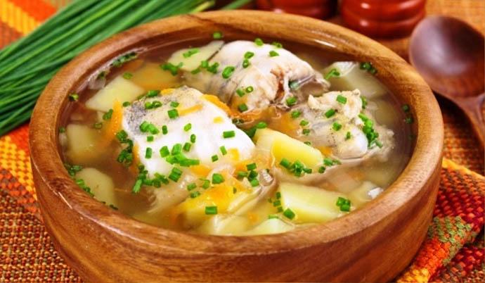 супы при гв