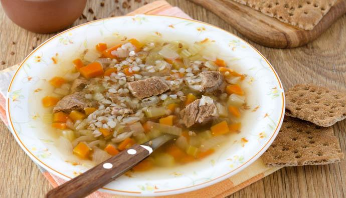 суп из индейки для кормящей мамы