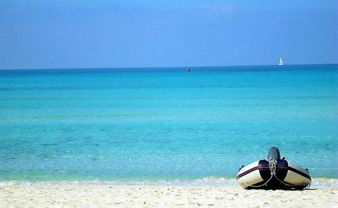 пляж алькудия майорка