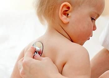 признаки пневмонии у детей