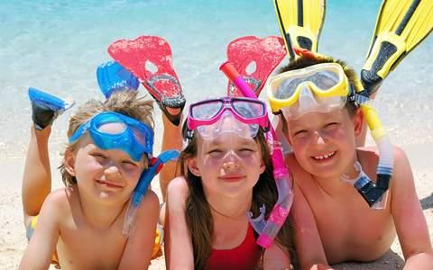 Курорты Болгарии для отдыха с детьми