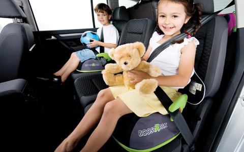 Все о бустере для детей в машину
