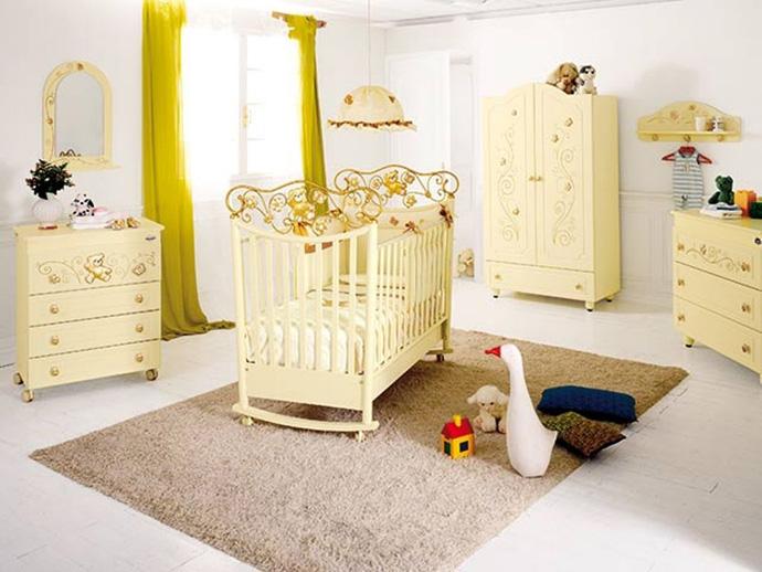 мебель для детской комнаты для девочки