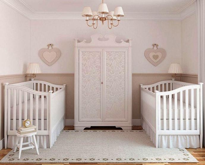 детская для двух мальчиков - младенцев