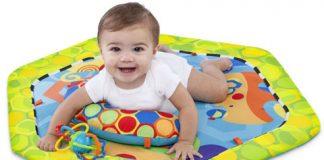 развивающий коврик toys