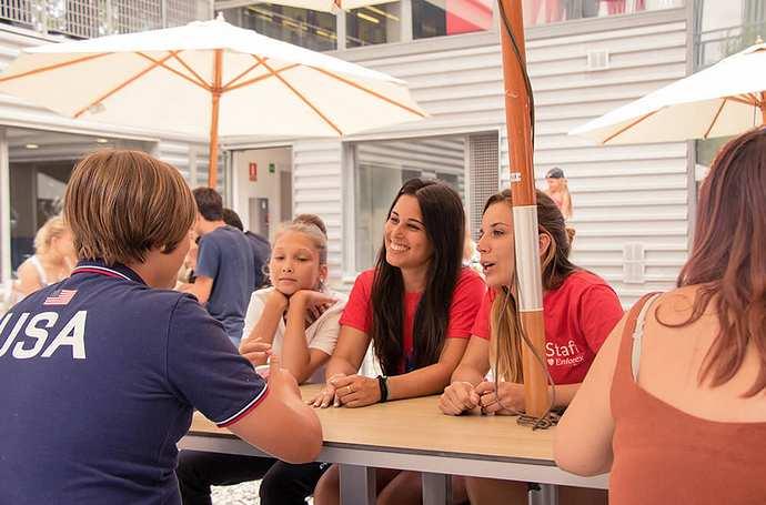 летний языковой лагерь для подростков