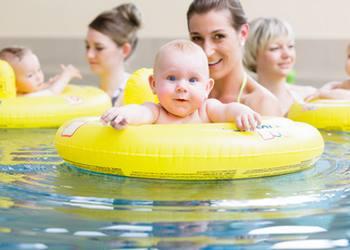 гимнастика для ребенка 3 месяца во время купания