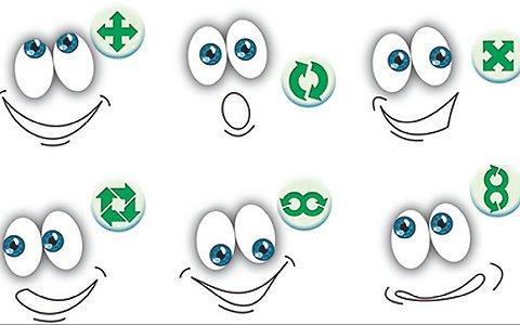 Гимнастика для глаз для детей дошкольного и школьного возрастов