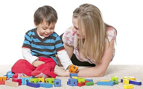 Домашние развивающие игры для детей 4 лет