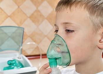 ингаляции в лечении кашля до рвоты у ребенка