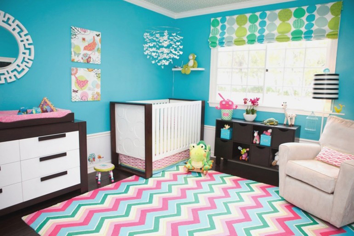 ремонт детской комнаты для девочки