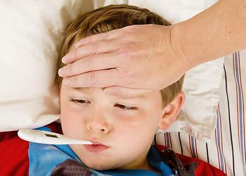 субфебрильная температура у ребенка причины
