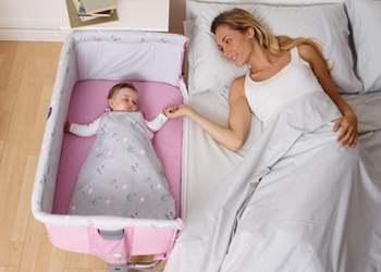 как приучить ребенка спать в своей новой кроватке