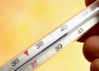 как сбить ребенку температуру 39 в домашних условиях