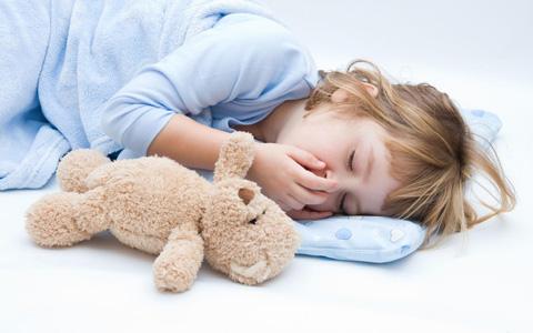 Ребенок закашливается ночью что делать