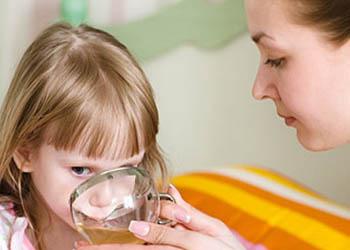 симптомы гриппа у ребенка 2 года