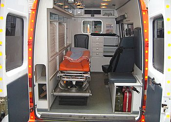 санитарные перевозки лежачих больных