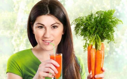 Можно ли морковку сырую кормящей маме