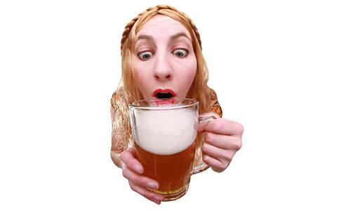 Можно ли пиво кормящей маме