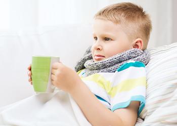 сбить температуру у ребенка народными средствами
