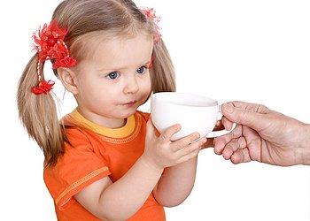 как облегчить кашель у ребенка ночью