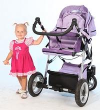 коляска для новорожденного Noordline Edel Viva