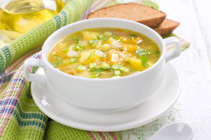 какие супы можно при грудном вскармливании