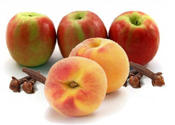 Можно ли кормящей яблоки и персики