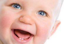 как растут зубы у детей фото