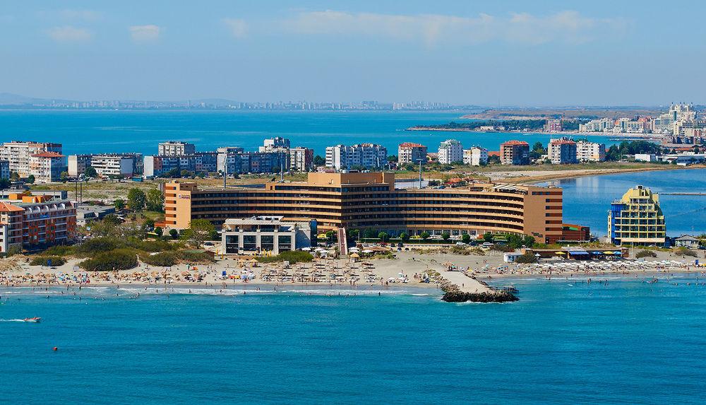 Курорт Болгарии Поморие