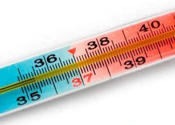 пониженная и низкая температура тела