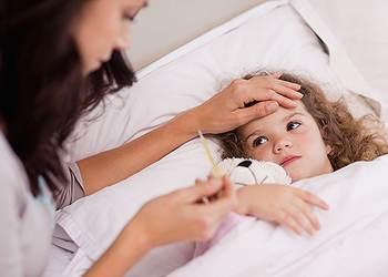причины пониженной температуры тела у детей