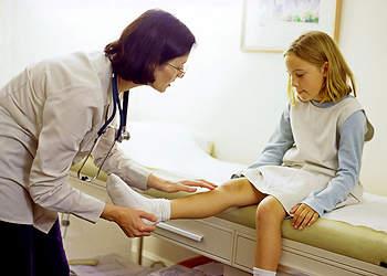 артрит коленного сустава у детей лечение и диагностика