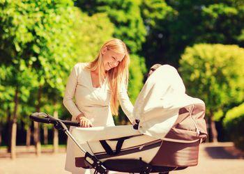 зачем нужны прогулки с новорожденным