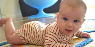 ребенок плохо держит голову в 3 месяца