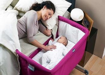 можно ли месячному ребенку спать на животе в кроватке