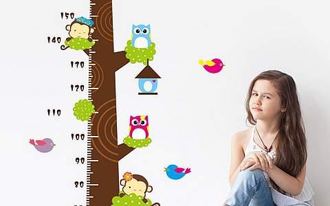 рост ребенка по возрасту