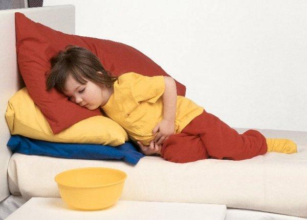 Противорвотные средства для детей возраста 1-5 лет, необходимые в домашней аптечке