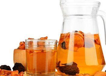 рецепты из сухофруктов при грудном вскармливании - компот