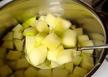 как варить кабачок для первого прикорма