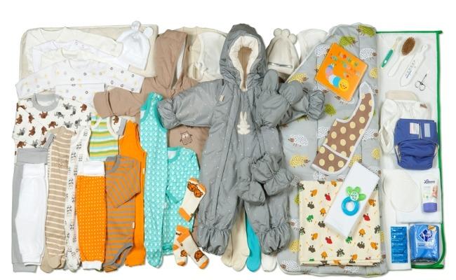 какая одежда нужна новорожденному зимой на прогулку