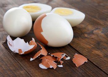 как вводить яйца при грудном вскармливании